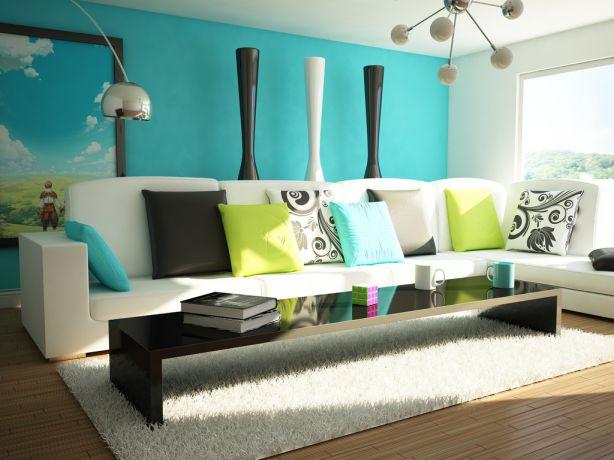 Lạc trôi cùng những thiết kế nội thất phòng khách sang trọng - 6