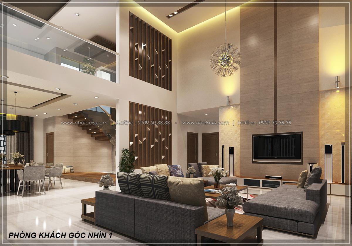 Thiết kế biệt thự nhà vườn 2 tầng phong cách Châu Âu tại Kiên Giang - 11