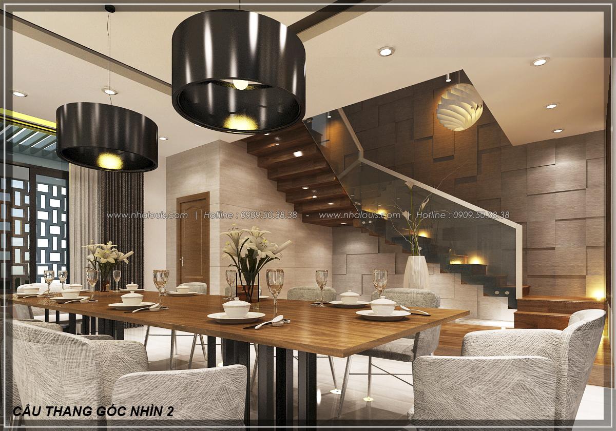 Thiết kế biệt thự nhà vườn 2 tầng phong cách Châu Âu tại Kiên Giang - 12