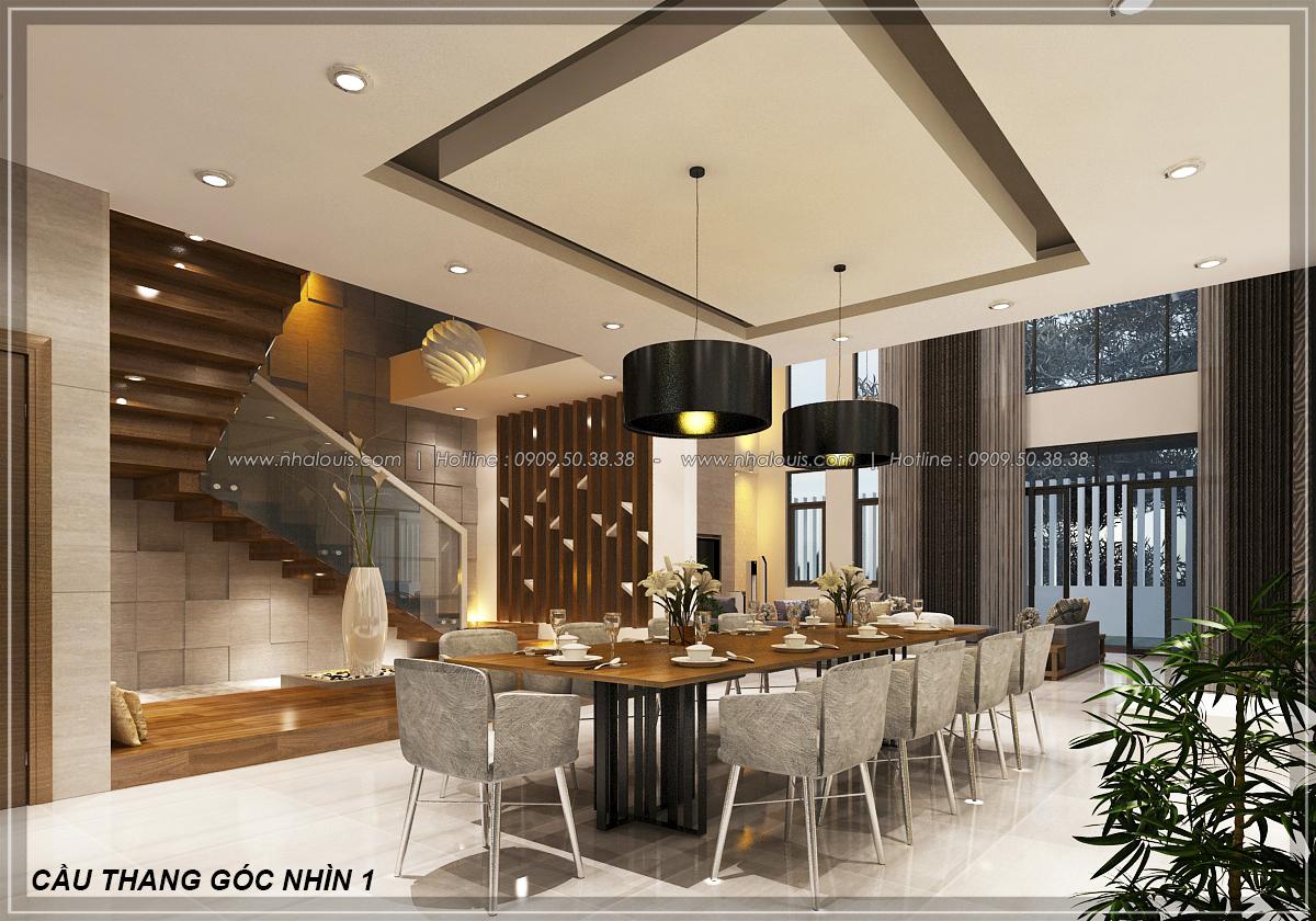 Thiết kế biệt thự nhà vườn 2 tầng phong cách Châu Âu tại Kiên Giang - 13