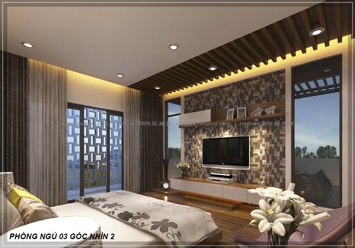 Thiết kế biệt thự nhà vườn 2 tầng phong cách Châu Âu tại Kiên Giang - 14