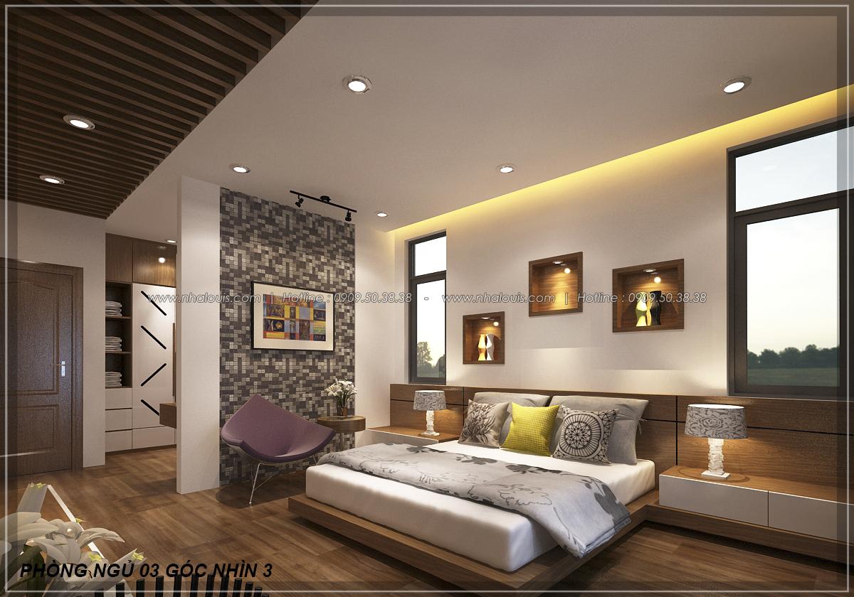 Thiết kế biệt thự nhà vườn 2 tầng phong cách Châu Âu tại Kiên Giang - 15