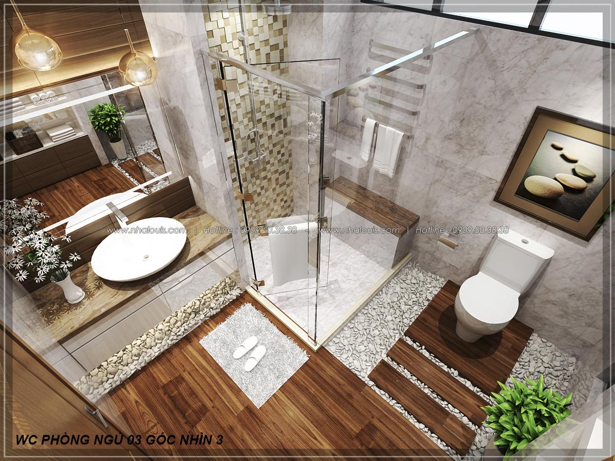 Thiết kế biệt thự nhà vườn 2 tầng phong cách Châu Âu tại Kiên Giang - 24