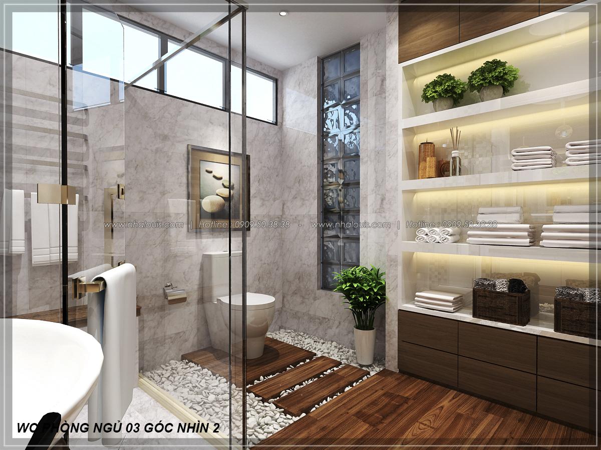 Thiết kế biệt thự nhà vườn 2 tầng phong cách Châu Âu tại Kiên Giang - 25