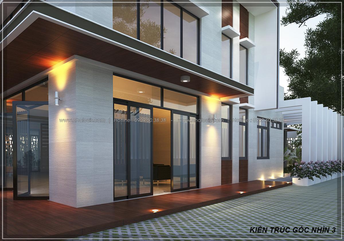 Thiết kế biệt thự nhà vườn 2 tầng phong cách Châu Âu tại Kiên Giang - 8